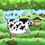 Gassy Cows